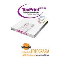 TEXPRINT PAPEL SUBLIMACION A4 (110H)
