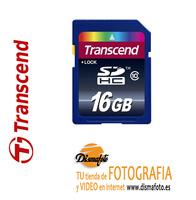 TRANSCEND T.SDHC 16 GB CLASS10