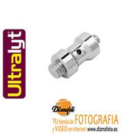ULTRALYT ESPIGA MACHO MACHO 1/4 - 3/8