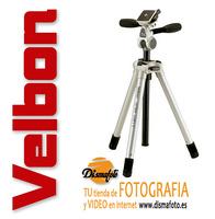 VELBON TRIPODE ULTRA LUX I F PH-145Q