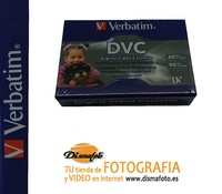 VERBATIM CINTA DIGITAL DVC-60 MINI DV HIGH QUALITY